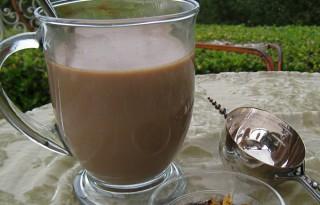rum tea