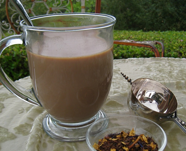 Chocolate Rum Tea Recipe