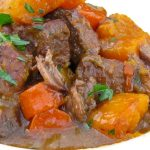 Blood Orange Beef Stew