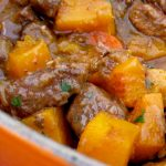 Blood Orange Beef and Butternut Squash Stew Recipe