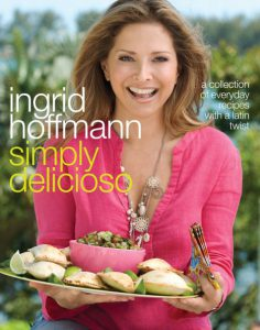 Delicious Interview with Ingrid Hoffmann