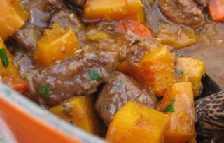 Orange Beef Stew
