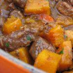 Blood Orange Beef Stew