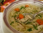 Wholesome Chicken Noodle Soup Recipe