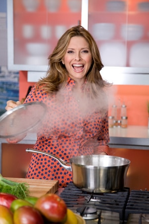 Ingrid Hoffmann Interview & Fastest Ever Chicken Enchiladas