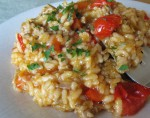 Smoked Pork Risotto Recipe