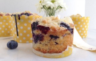 Recipe Blueberry Muffins