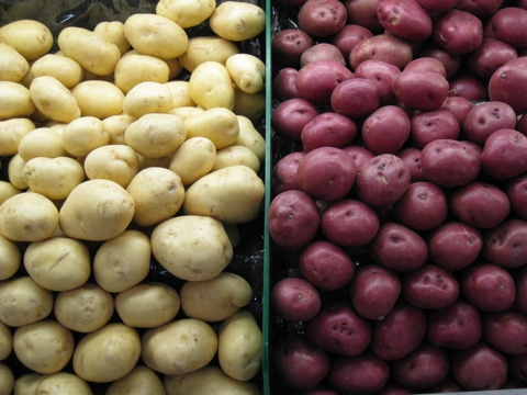 Post image for Potato Varieties and How To cook Them
