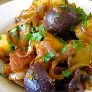 Rustic Paprika Potatoes Recipe