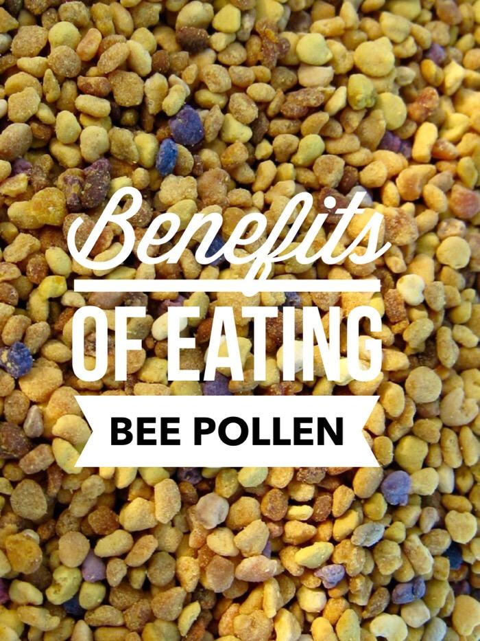 7 Bee Pollen Benefits • CiaoFlorentina