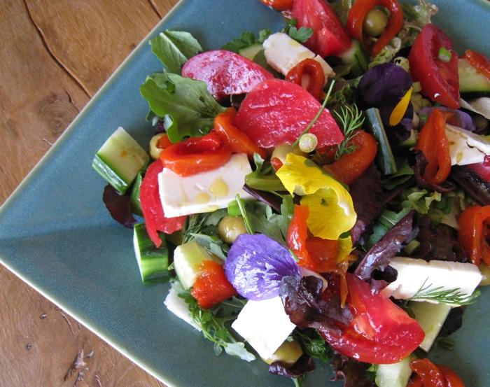 crete salad