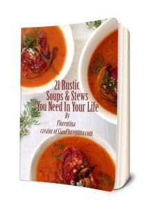 21 Rustic Soups & Stews eCookBook