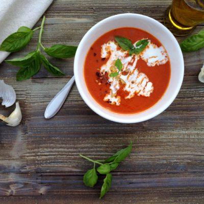 San Marzano Tomato Soup Recipe