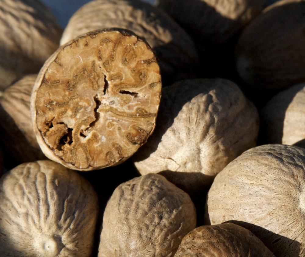 Interesting nutmeg spice facts
