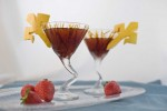 World's Best Balsamic Strawberry Martini by Jacopo Falleni