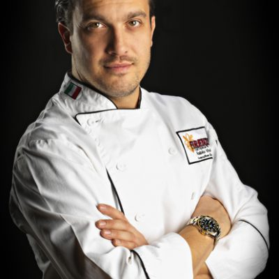 Chow Ciao New Show Premiere with Fabio Viviani