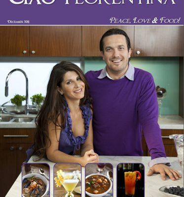 Ciao Florentina Magazine – An Italian Christmas with Chow Ciao Host Fabio Viviani