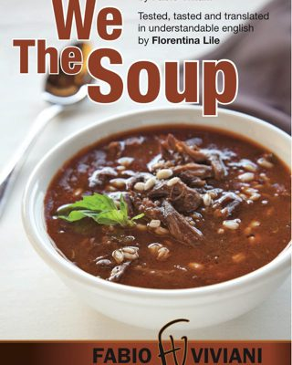 """We The Soup"" Cookbook Preview with Chef Fabio Viviani and Florentina Lile"