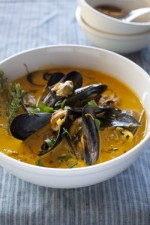 "Mussel Soup Recipe from Fabio & Florentina's book "" We The Soup """