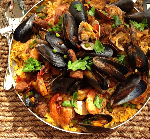 Paella Risotto Recipe • CiaoFlorentina