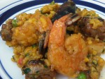 Paella Style Risotto Recipe