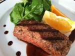 Orange Balsamic Fillet Mignon