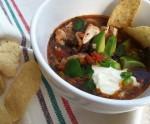 Spanish Chicken Soup Recipe
