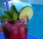 Naked Berry Mojito Recipe