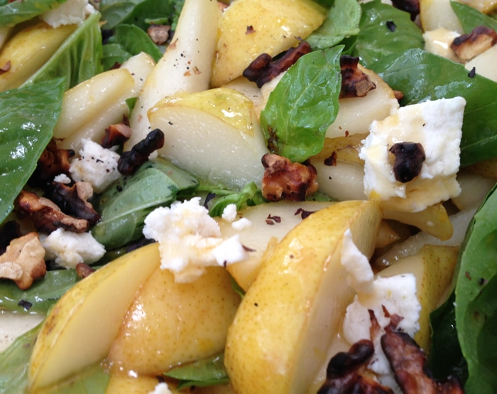 Pear Salad Recipe