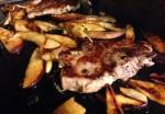 Lemon Thyme Apple Pork Chops Recipe