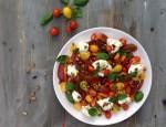 Heirloom Tomato And Burrata Salad Recipe