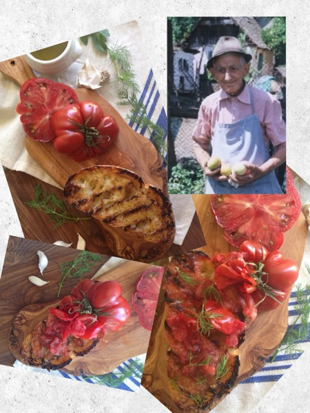 Tomato Bread Recipe ( Bruschetta )