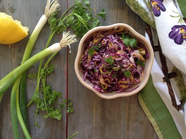 Summer Coleslaw Recipe