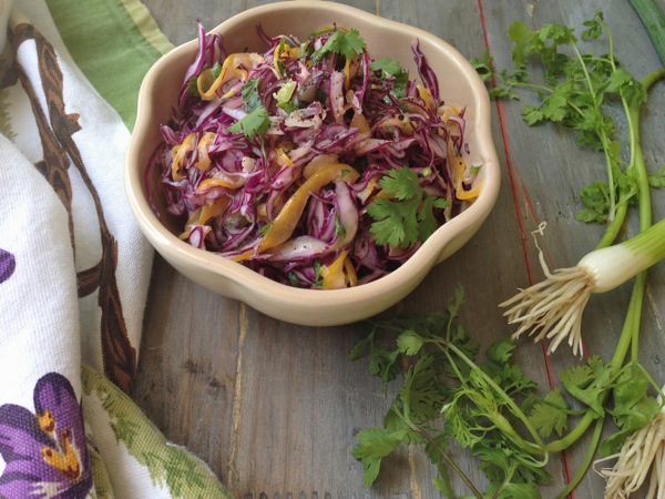 Summer Coleslaw Recipe