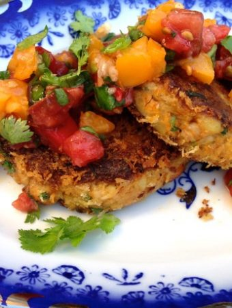 Crispy Simple Crab Cake Recipe