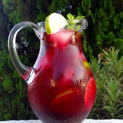Blueberry Limeade Recipe