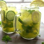 Cucumber Lemonade Recipe