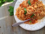 Roasted Pepper Pasta Sauce Recipe