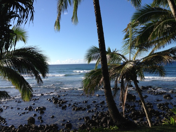 Black Beach Hanalei