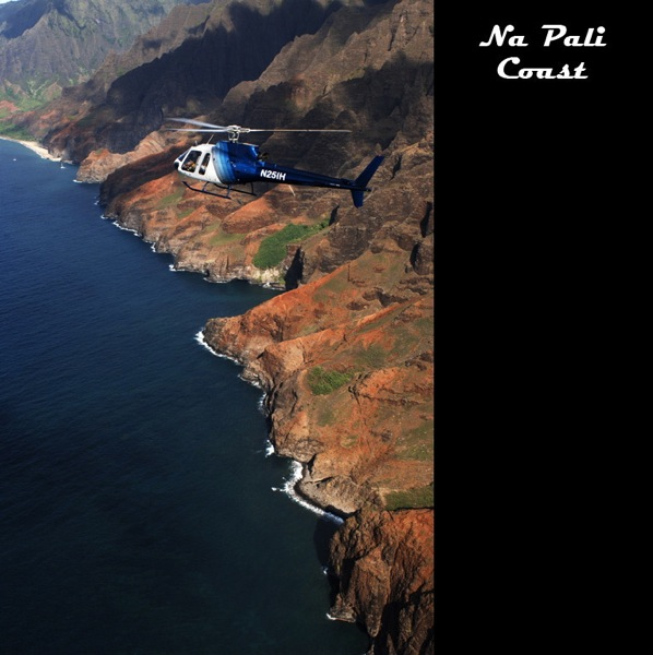 Napali Coast Helicopter Ride