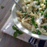 Ricotta Green Pasta