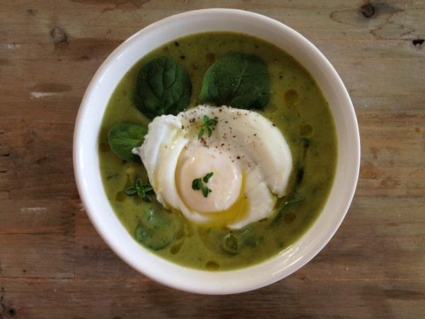 Broccoli Spinach Soup Recipe • CiaoFlorentina