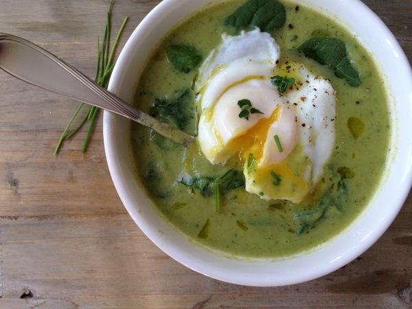 Broccoli Spinach Soup Recipe Ciaoflorentina