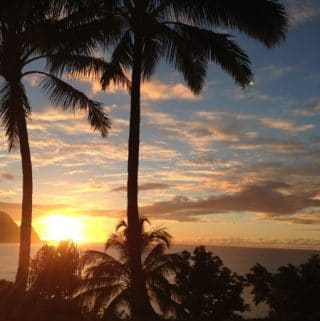 Sunset Hanalei Kauai must see before you die