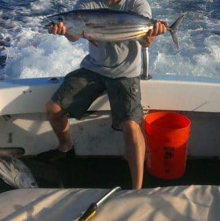 Ahi Tuna Fishing Kauai
