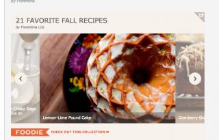 21 Favorite Fall Recipes