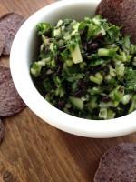 Cucumber Parsley Salad Recipe