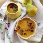 Roasted Pear Soup Recipe