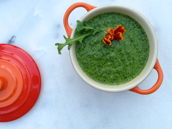 Arugula Chimichurri Sauce Recipe