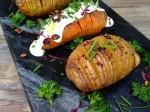 Holiday Baked Potato Bar Recipe